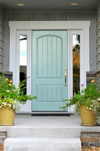 exterior door colors turquoise and blue front doors with paint colors