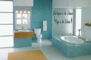 Wall Decorating Ideas For Bathrooms by Have A More Creative Bathroom Simple Bathroom Decor Ideas