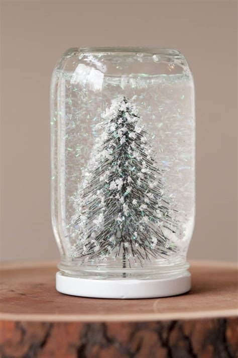 Handmade Snow Globe - 7 creative crafts for to try parenting