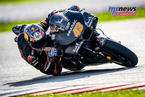 motogp test sepang motogp test day one rider quotes images