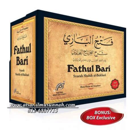 Fathul Baari Jilid 19 Ibnu Hajar Al Asqolani fathul bari syarah shahih al bukhari edisi paket 1