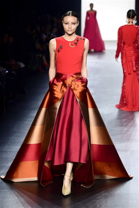 Frock Horror Of The Week Catwalk 4 by Bibhu Mohapatra S Dangerous Muse San Francisco Chronicle