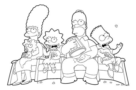 the simpsons coloring pages simpsons coloring pages coloring pages to print