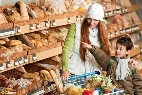 Do You Grocery Shop With Or Without A List by Jan Moir This Fad For Pricey Pretentious Bread Is