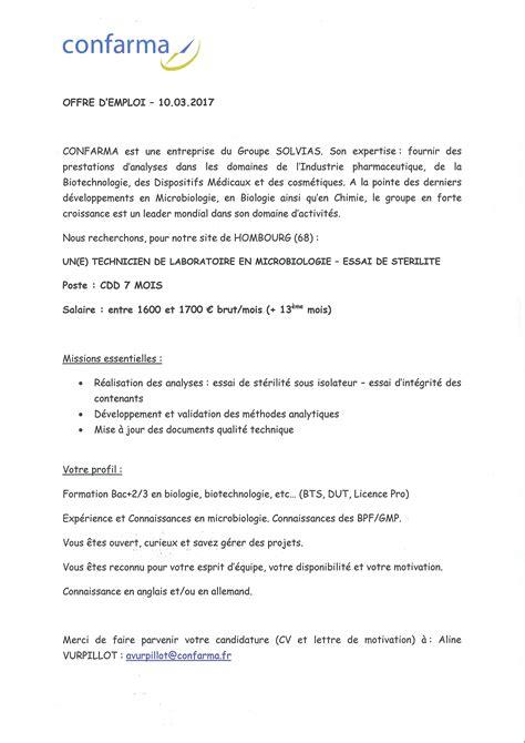 Exemple De Lettre De Recommandation Morale Ppt Lettre De Motivation Chimie Analytique