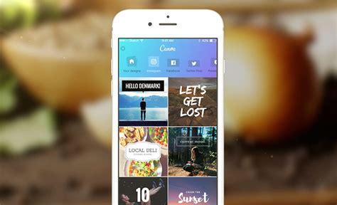 canva app download canva voor iphone maakt mooie prints voor social media