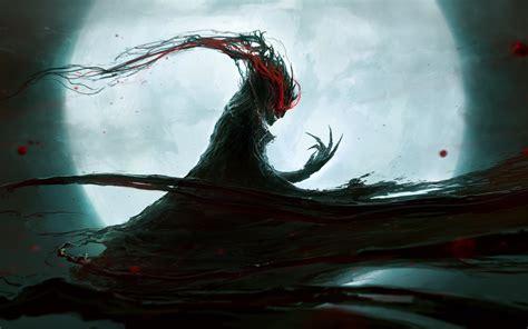 wallpaper anime demon demon anime wallpaper