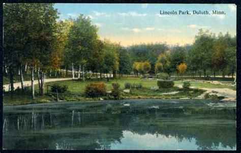 lincoln park duluth mn lincoln park duluth minnesota postcard minnesota