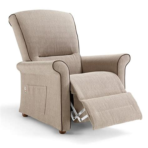 electric armchairs fly relax electric global relax armchair in fabric