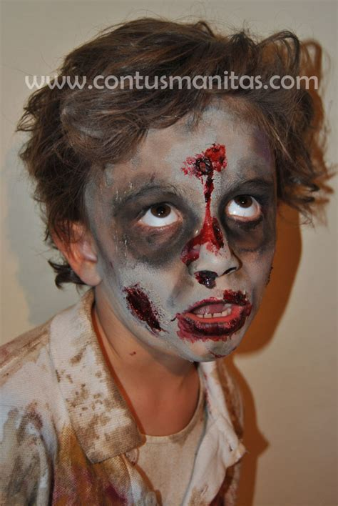 tutorial zombie disfraz tutorial de disfraz de zombie parte 2 el maquillaje