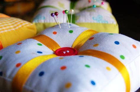 Handmade Pincushions - 17 best images about pincushions on