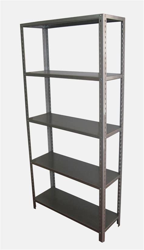 estante y anaquel anaquel economico estanteria 5 niveles esqueleto metalico