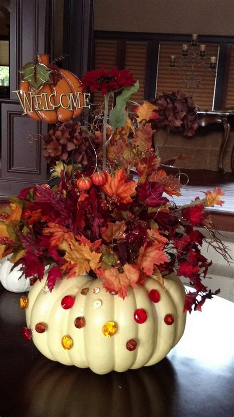 white pumpkin centerpieces for thanksgiving stylish eve