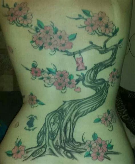 dogwood tree tattoo my finished dogwood tree tattoos i ll never get