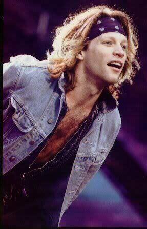 Kaos Bon Jovi No 94 jon bon jovi 1995 merry