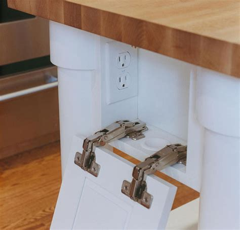 Bathroom Drawer Outlet Tip Electrical Outlet In Drawers The Kitchen Times