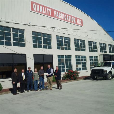 fab inc industry of the month quality fabrication inc