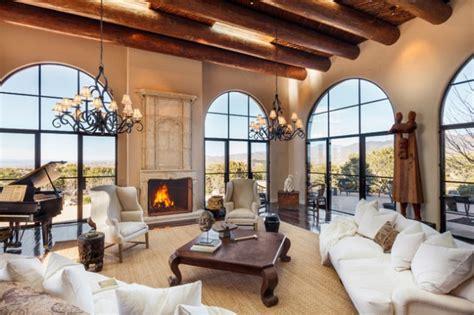 exceptionally luxury mediterranean living room designs