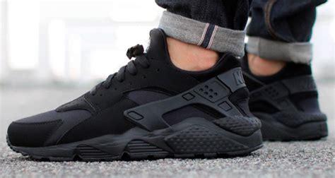 Nike Huarache Black by Quot All Black Quot Nike Air Huarache Has Restocked Kicks