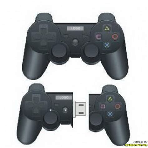 Usb Stik Ps3 Mini Playstation Controller Usb Stick Ziet Er Erg