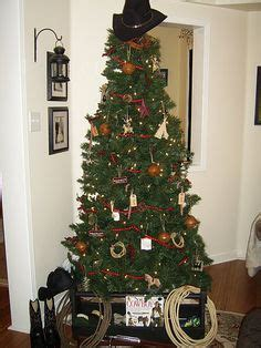 decorated cowboy tree 1000 images about western decorations on cowboy burlap garland
