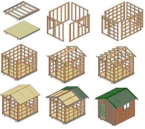 simple shed plans   build diy