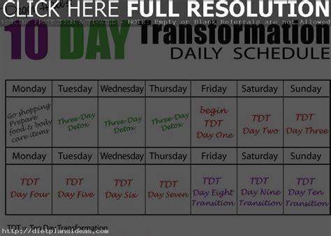 weight loss 10 days 10 day weight loss menu best diet solutions program