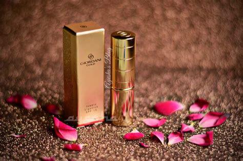 Makeup Giordani ayesha talks review oriflame giordani gold iconic lipstick make up