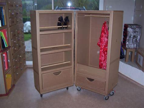 best 25 cardboard wardrobe ideas on