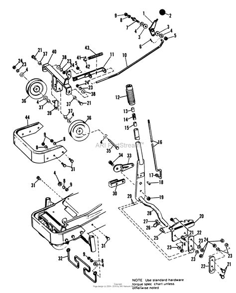 simplicity 728 wiring diagram simplicity steering diagram