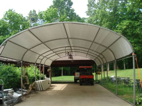 Tarp Sheds by Fittings For Conduit Framing Tarp Shed Tractor Talk