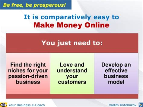 How To Make Money Online Entrepreneur - solo interpreneur home based business ideas how to make money onli