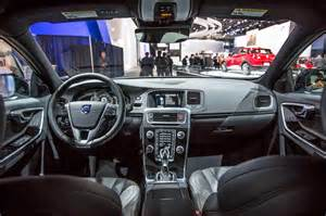Volvo S60 Interior Colors 2016 Volvo S60 Cross Country Interior 2017 2018 Best
