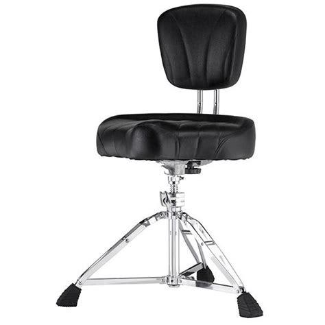 pearl roadster drum throne motorcyle seat with backrest
