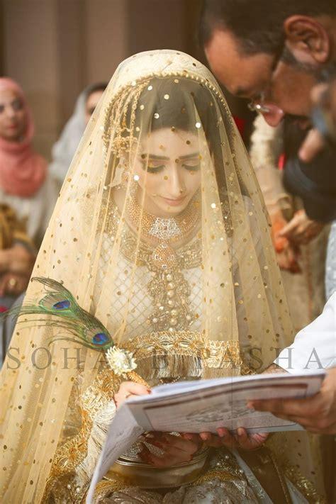 nikkah pakistani bridal dresses pakistani bridal wear