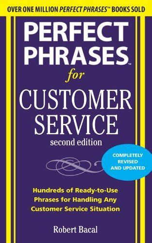 perfect exposure 2nd edition ebook perfect phrases for customer service second edition perfect phrases series di robert bacal