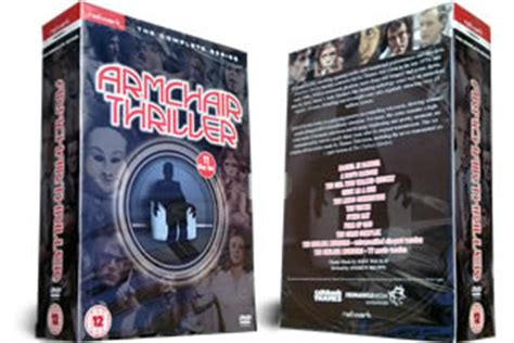 armchair thrillers armchair thriller dvd complete 163 28 49 classic movies
