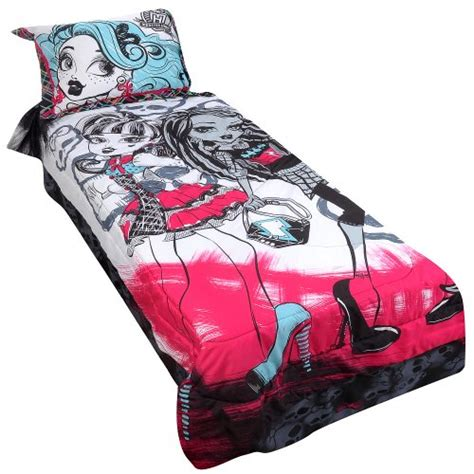 monster high bed set monster high comforter set