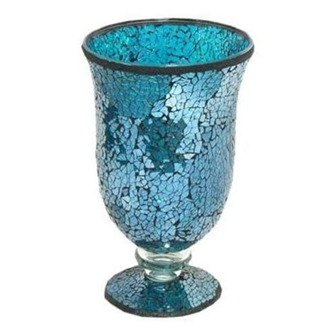 Vases At Hobby Lobby by Glass Mosaic Hurricane Vase Hobby Lobby 24 99 Teal