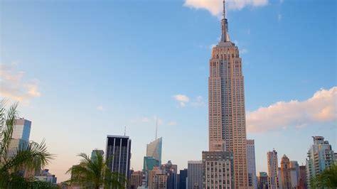vorhänge new york empire state building punti di interesse a new york con