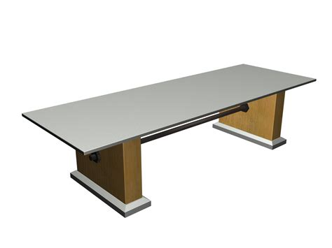 Concrete Conference Table Buy A Crafted Custom Concrete Steel Wood Conference Table Made To Order From Mud Pie