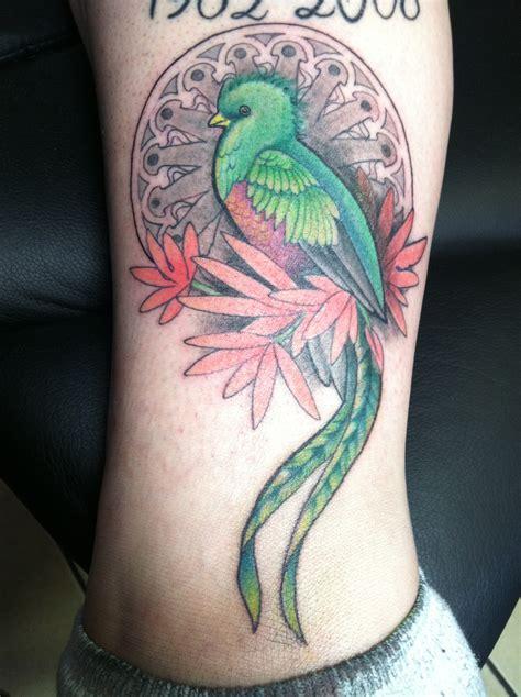 quetzalcoatl tattoo quetzal bird tattoos quetzal