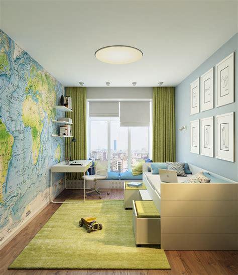 kids study room designs decorating ideas design trends
