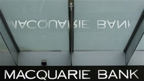 why macquarie bank macquarie bank posts a 58 half year rise in profit on