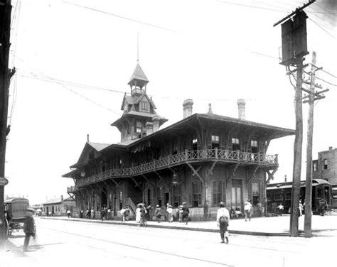 florida memory louisville and nashville railroad depot