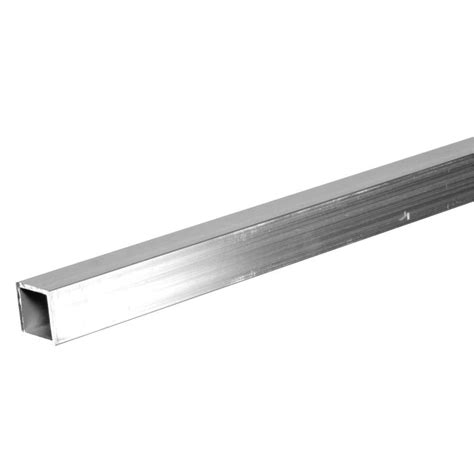 L Posts Lowes by Shop Steelworks L X 1 In W X 1 In H Aluminum Plain Square