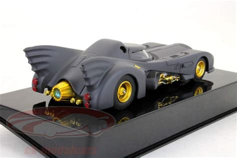Hotwheels Batmobile Line ck modelcars x5494 moviecar batman batmobile 1989 1 43 hotwheels matt black ean 746775144517