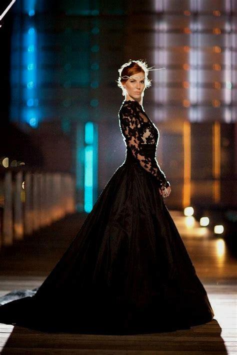 black wedding dress shop vintage black wedding dress naf dresses