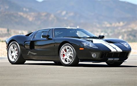 2006 ford gt specs 2006 ford gt gooding company