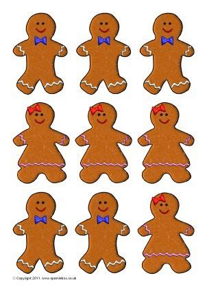printable gingerbread man story gingerbread man teaching resources story sack printables